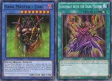 YUGIOH Ritual Deck w/ Dark Master Zorc + Relinquished & Many More
