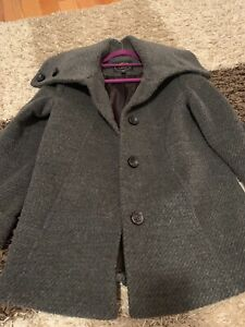 1 Madison womens wool coat size small Or 6P
