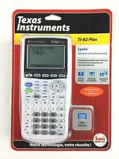 Calculatrice Ti-82 Plus Neuf / Texas Instruments Graphique Scientifique