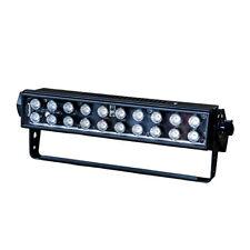 Adj UV LED Bar 20 ir de Luz Negra Ultravioleta Neón Negro Luz Dmx Lavado de inundación