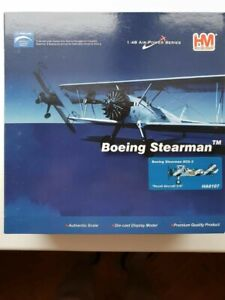 Hobby Master 1/48 HA8107 Boeing Stearman N2S-3