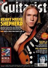 Kenny Wayne Shepherd UK Guitarist Interview Clipping ECLIPSED