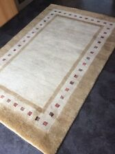 PACIFIC DELUXE, 8' x 5', BRAND NEW,  HAND-MADE,  FINE WOOL RUG...FREE DELIVERY.