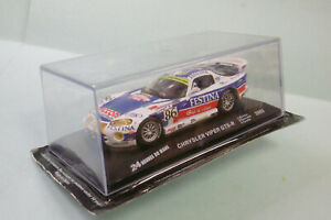 Altaya / Ixo - CHRYSLER DODGE VIPER GTS-R #86 24 Heures du Mans 2003 Neuf 1/43