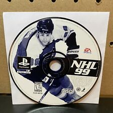 NHL 99 (Sony PlayStation 1, PS1) Disc Only - Tested - Fast Shipping