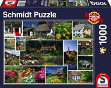 1000 Teile Schmidt Spiele Puzzle Mach mal Urlaub in... England 58341