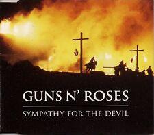 Guns N' Roses Sympathy For The Devil UK CD Single