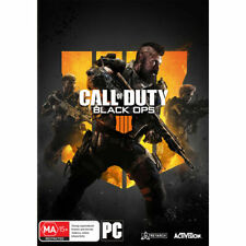 Call of Duty: Black Ops 4 PC Brand New Sealed