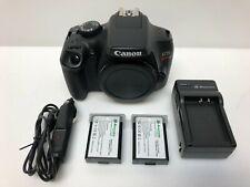 Canon - EOS Rebel T6 DSLR Camera - BODY ONLY - Black