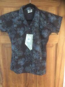 Boys TRESPASS Short Sleeved Shirt M BNWT