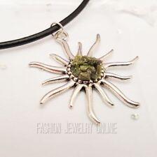 Handmade Natural Tibetan Silver Fashion Necklaces & Pendants