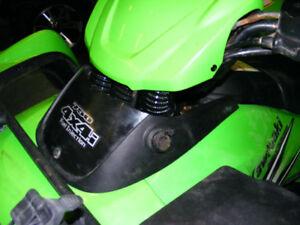 TriangleATV STEALTH SNORKEL KIT 2005-2020 Kawasaki Brute Force 650i / 750i ATV