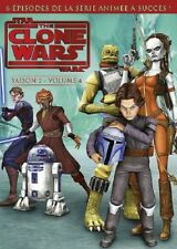 Star wars The clone wars saison 2 volume 4 DVD NEUF SOUS BLISTER
