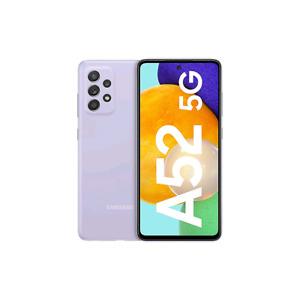 Samsung A526B-DS Galaxy A52 Dual 5G 128GB 6GB RAM Awesome Violet Viola NUOVO