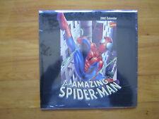 "Calendar - ""Amazing Spider-Man"" - year 2002"