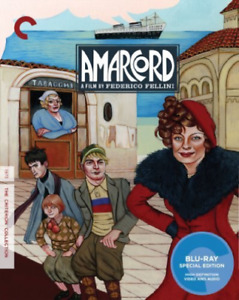 FELLINI,FEDERICO-AMARCORD Blu-Ray NUOVO