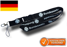 ★ Bundeswehr Lanyard Schlüsselband Schlüsselanhänger Marine Luftwaffe Army Navy★