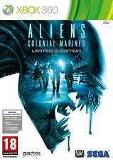 ALIENS COLONIAL MARINES  Limited Edition   Xbox 360 Nuovo!!!