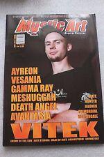 Mystic Art 1/2008 Vitek, Hunter, Gamma Ray, Hate, Vesania