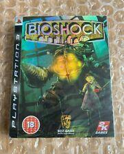 Brandneu Versiegelt Bioshock für Sony ps3 Playstation 3 Bio Shock