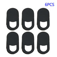 6 Pcs Webcam Covers Ultra Thin Web Camera Cover Slide For Mobile IPad Laptop PC