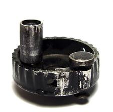 Klapp-Kurbel-Knopf für Militär-Funkgerät, mit Festsetz-Schraube, Steampunk