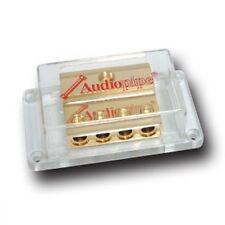 Audiopipe APPB1044 Distribution Block (1)0Ga. In/(4) 4Ga. Out