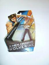 hasbro xmen origins wolverine movie series deadpool unmasked action figure