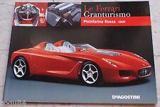 Le Ferrari Granturismo - Numero 37 - Pininfarina Rossa 2000 - De Agostini