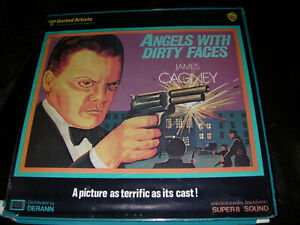 Super 8mm - Angels With Dirty Faces - James Cagney - Sound - 400ft