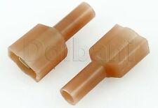 50pcs @$0.32 3M MTI18-250L 22-18 AWG Nylon Male Terminals Stud Size #250 12-1440