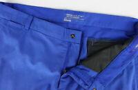 Nike Golf Dri-Fit Homme W36/L32 Softshell Confortable Vif Pantalon 29434 Jl