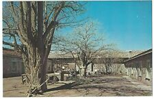 Old Cove Fort, Utah (Mormon/LDS), New Old Stock Unused Chrome Postcard