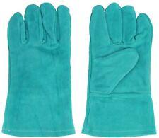 "ROEBUCK Pair 12"" Traditional Leather WELDING GLOVES 30cm Gauntlet"