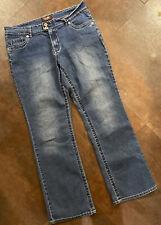 Women's ANGELS Flap Pocket Jeans Size 14
