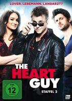 THE HEART GUY-STAFFEL 2-CORSER,RODGER/DA SILVA,NICOLE/JOHNSON,RYAN/+ 3 DVD NEUF