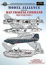 Modello Alliance 1/48 RAF COASTAL COMMAND POST War prima parte # 48210