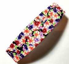 Colorful Polymer Clay Artisan HandMade hair Barrette made in France French clip