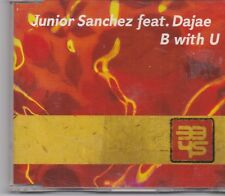 Junior Sanchez Feat Dajae-B With U cd maxi single 6 tracks