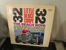 The Beach Boys Little Deuce Coupe 32 Lp Vinyl~