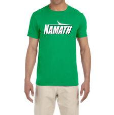 New York Jets Joe Namath Logo T-Shirt