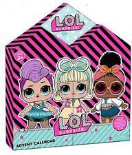 L.O.L Surprise! LOL Surprise Kids Advent Calendar 2020 XMAS Christmas Calendar