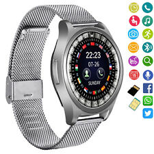 Business Unlocked Bluetooth Smart Watch Phone Mate For Android LG Huawei Samsung