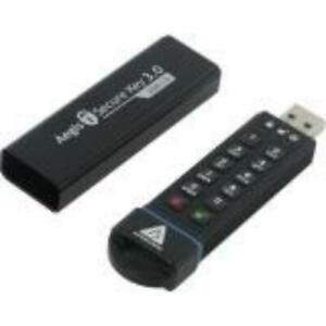 Apricorn Aegis Secure Key 3.0 - Usb 3.0 Flash Drive - 480 Gbusb 3.0 - 256-bit