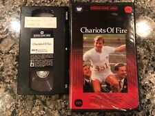 Chariots Of Fire Vhs! 1981 Sports Drama! (See) The Competition & Personal Best