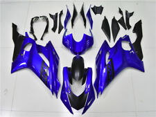 IF Fairing Kit Fit for Yamaha YZF R6 2017-2018 ABS Plastics Injection Blue g006