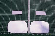 Außenspiegel Spiegelglas Ersatzglas Toyota Starlet P9 ab 1996-99 Li oder Re sph