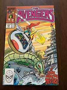 Avengers #292 (Jun 1988, Marvel) VF+/NM-