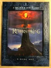 The Lord of the Rings - The Return of the King (Dvd, Limited Edition) - G0621