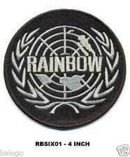 RAINBOW SIX PATCH - RBSIX01